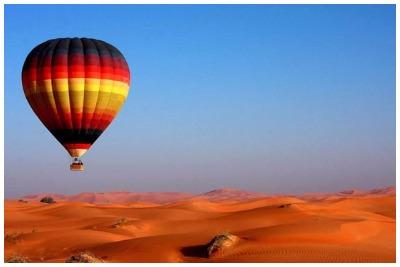 تور بالون سواری دبی | رزرو آنلاین تور بالون سواری دبی با قیمت باور نکردنی