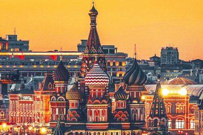 تور میدان سرخ مسکو