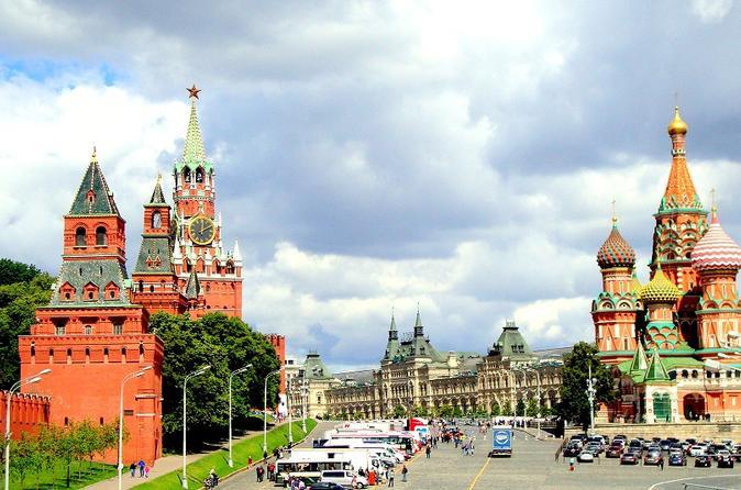 رزرو آنلاین تور بازدید از میدان سرخ مسکو با راهنمای فارسی زبان و ترانسفر رفت و برگشت