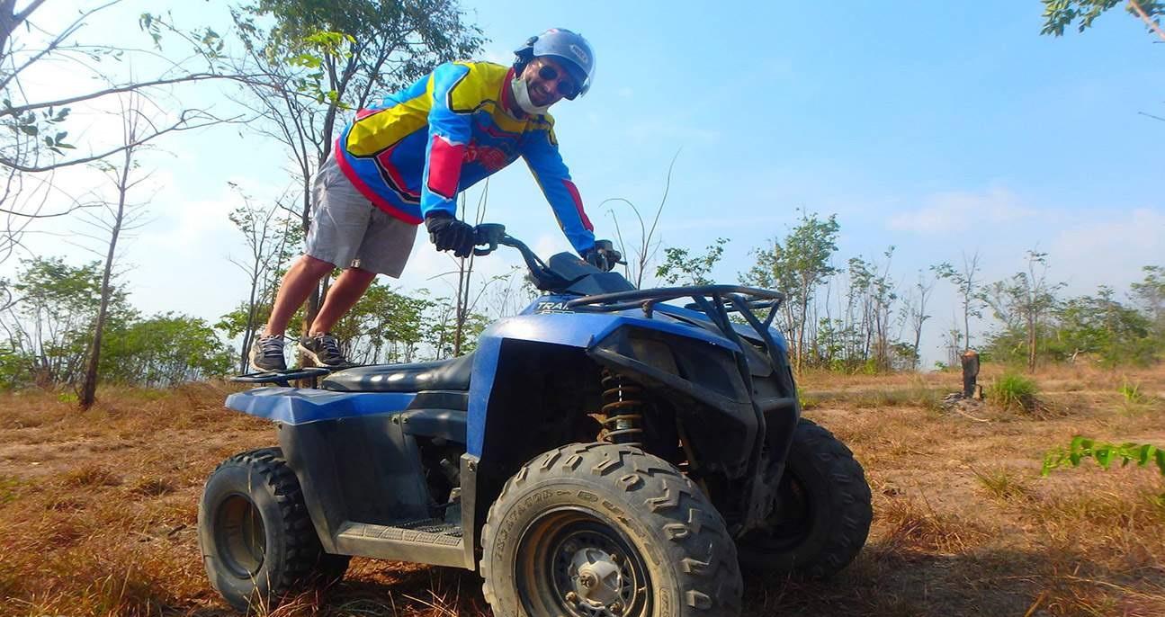 سافاری پاتایا | رزرو آنلاین سافاری پاتایا با قیمت باور نکردنی| سافاری با موتور ATV در پاتایا