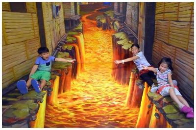 موزه سه بعدی پوکت | رزرو آنلاین موزه سه بعدی پوکت با قیمت باور نکردنی