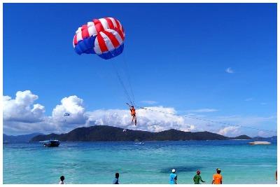 پاراسل بالی | رزرو آنلاین تفریحات آبی بالی|رزرو آنلاین پاراسل بالی با قبمت باور نکردنی