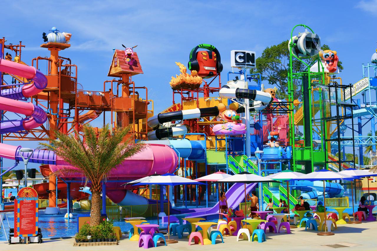 پارک آبی پاتایا |رزرو آنلاین پارک آبی پاتایا با قیمت باور نکردنی|پارک آبی نتورک آمازون پاتایا