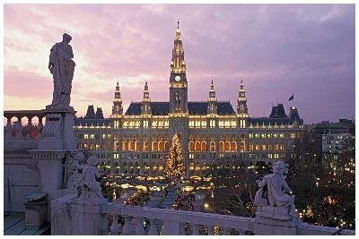 تور اتریش با پرواز مستقیم و اقامت 5 روزه در بهترین هتل های کشور اتریش