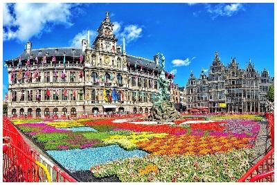 تور بلژیک با پرواز مستقیم و اقامت 7 روزه در بهترین هتل های کشور بلژیک