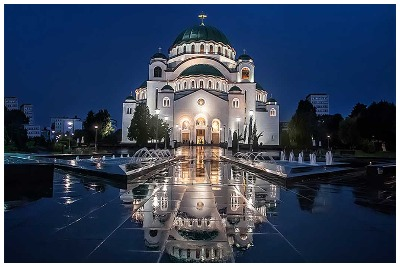 تور صربستان با پرواز مستقیم و اقامت 5 روزه در بهترین هتل های کشور صربستان