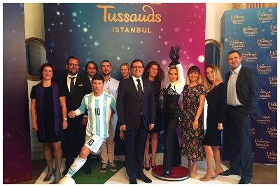 موزه مادام توسو استانبول | رزرو آنلاین موزه مادام توسو استانبول و پرداخت با کارت شتاب