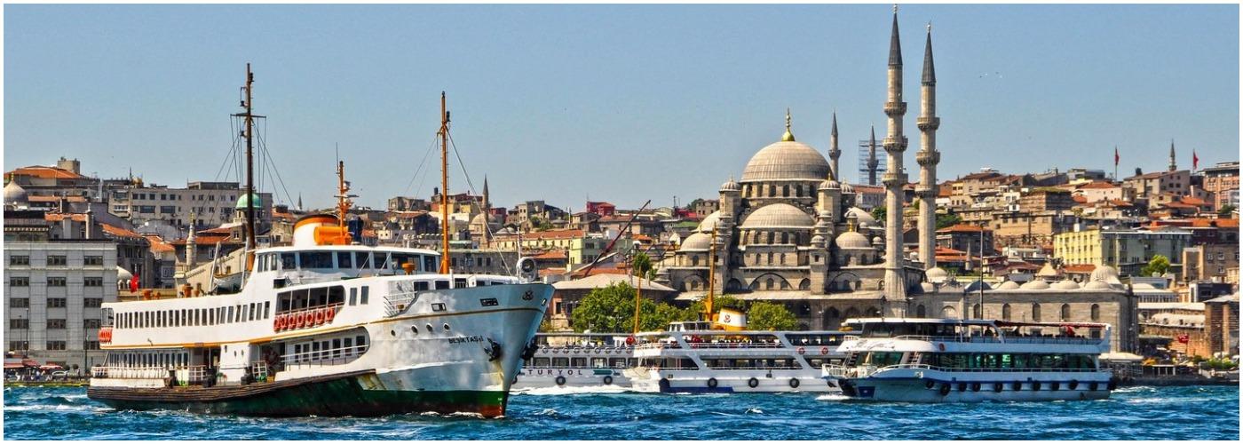 همراه گشتانو از جاهای دیدنی استانبول بازدید کنید و از جاهای دیدنی استانبول لذت ببرید!!!